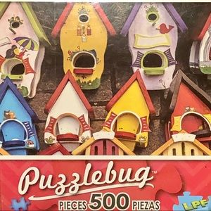 2 NEW PUZZLES (500 Pieces)